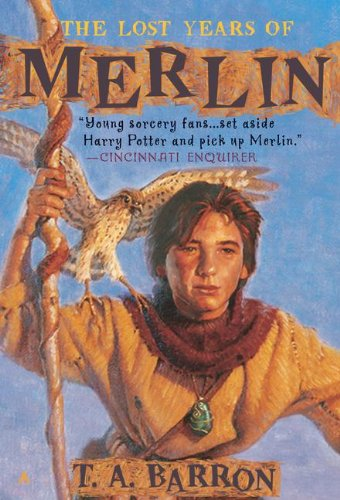 The Lost Years Of Merlin (Turtleback School & Library Binding Edition): Barron, T.A.