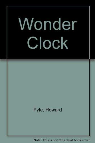9780613838986: Wonder Clock