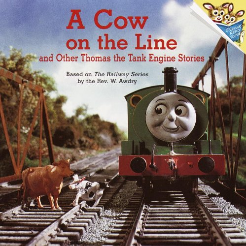 A Cow On The Line And Other Thomas The Tank Engine Stories (Turtleback School & Library Binding...