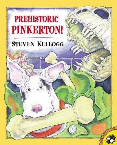 9780613857253: Prehistoric Pinkerton! (Turtleback School & Library Binding Edition)