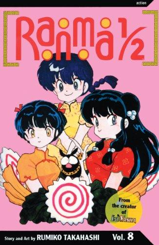 9780613858540: Ranma 1/2 08 (Turtleback School & Library Binding Edition) (Ranma 1/2 (Pb))