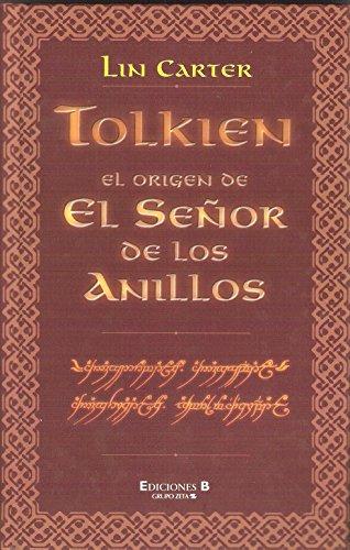 9780613859127: TOLKIEN,EL ORIGEN DEL SEÑOR DE LOS ANILLOS