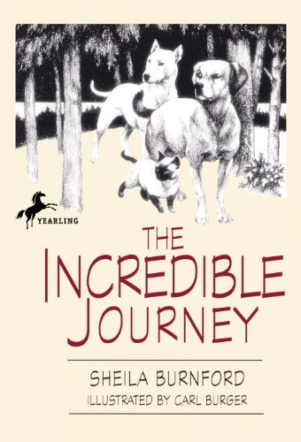 9780613862363: The Incredible Journey (Turtleback School & Library Binding Edition)