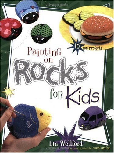 9780613871273: Painting on Rocks for Kids