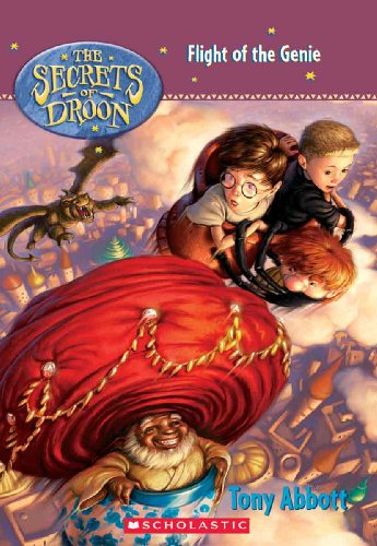 9780613875943: Flight Of The Genie (Turtleback School & Library Binding Edition) (Secrets of Droon)