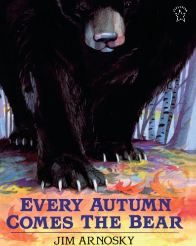 9780613880862: Every Autumn Comes The Bear (Turtleback School & Library Binding Edition)