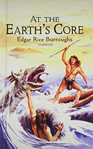 9780613887298: At The Earth's Core (Turtleback School & Library Binding Edition) (Dover Juvenile Classics)