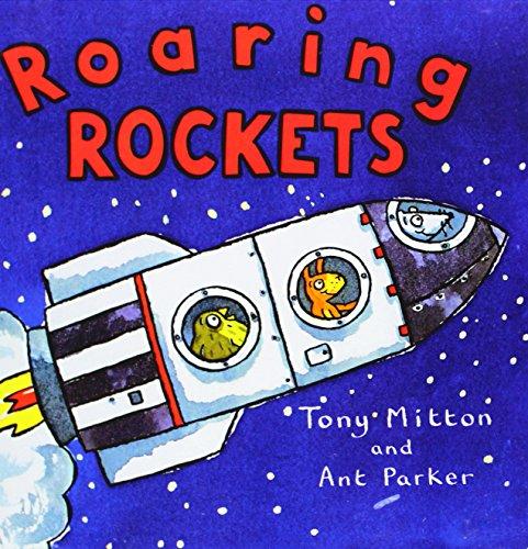 9780613888578: Roaring Rockets (Turtleback School & Library Binding Edition) (Amazing Machines)