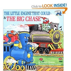 9780613890687: Little Engine That Could and the Big Chase