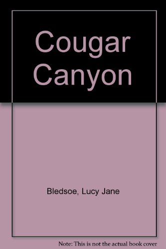 9780613897105: Cougar Canyon
