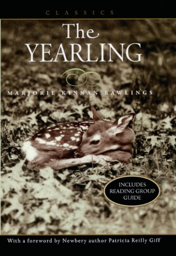 9780613901956: The Yearling (Turtleback School & Library Binding Edition) (Aladdin Classics)