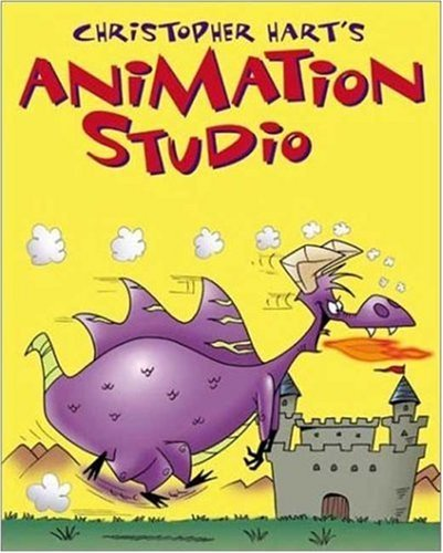 Christopher Hart's Animation Studio (Turtleback School & Library Binding Edition) (9780613908627) by Christopher Hart