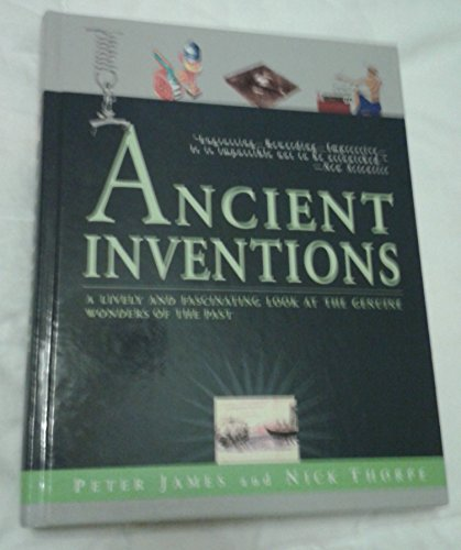 9780613911580: Ancient Inventions