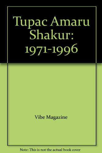 9780613912242: Tupac Amaru Shakur: 1971-1996