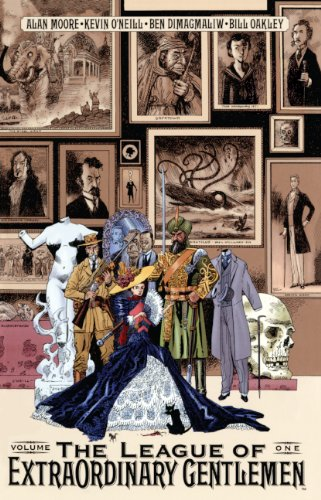 9780613912945: The League of Extraordinary Gentlemen, Volume One