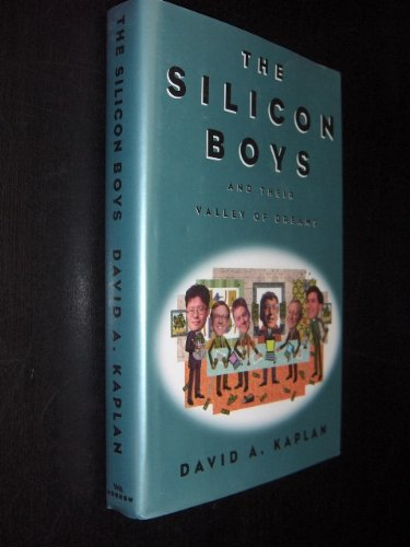 9780613913454: Silicon Boys: And Their Valley of Dreams