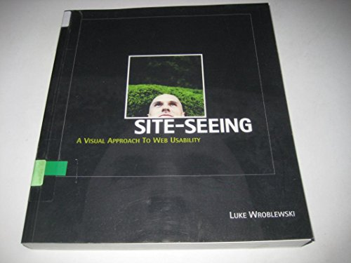 9780613915717: Site-Seeing: A Visual Approach to Web Usability