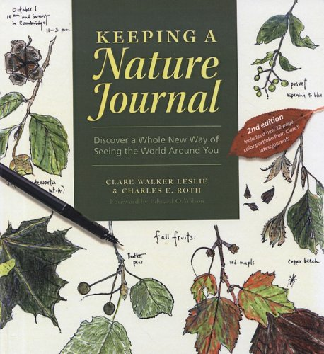 9780613918879: Keeping a Nature Journal: Discover a Whole New Way of Seeing the World Around You