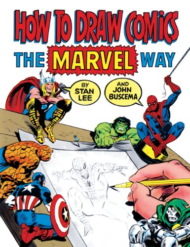 9780613919098: How To Draw Comics The Marvel Way