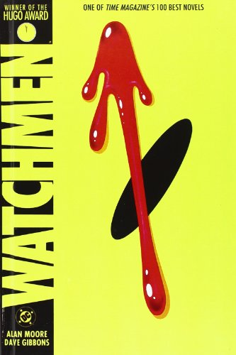 Watchmen (Hardback): Alan Moore