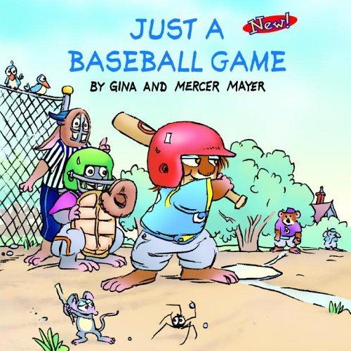 9780613925983: Just a Baseball Game