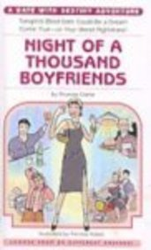 9780613926027: Night of a Thousand Boyfriends