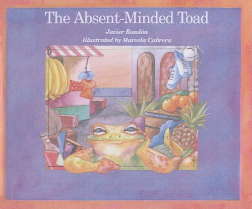 9780613926560: The Absent-Minded Toad