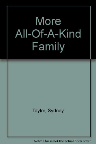 9780613928724: More All-Of-A-Kind Family