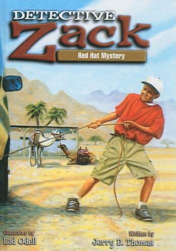 Red Hat Mystery (Detective Zack (Unnumbered Prebound)) (061393721X) by Jerry D. Thomas