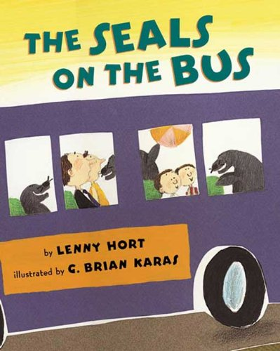9780613942300: The Seals On The Bus (Turtleback School & Library Binding Edition)