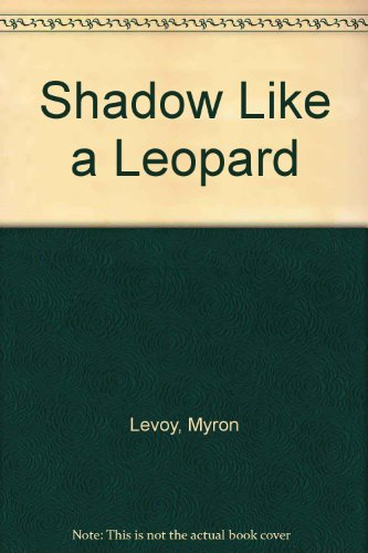9780613945721: Shadow Like a Leopard