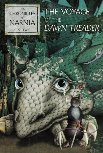 The Voyage Of The Dawn Treader (Digest Edition) (Turtleback School & Library Binding Edition) (Chronicles of Narnia (HarperCollins Paperback)) (9780613946117) by C.S. Lewis