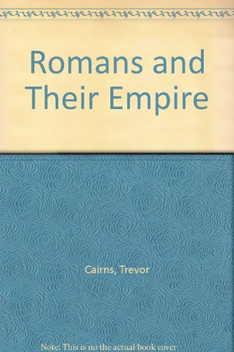 9780613950909: Romans and Their Empire