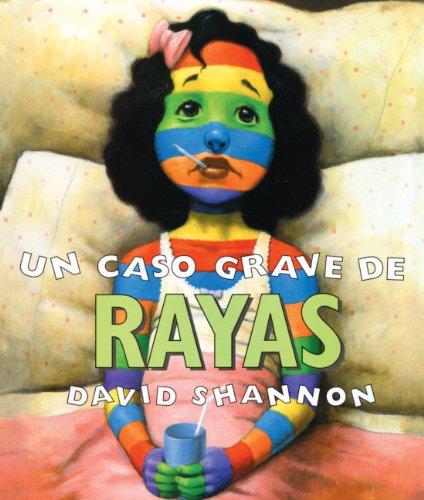 9780613951067: Un Caso Grave de Rayas (a Bad Case of Stripes)