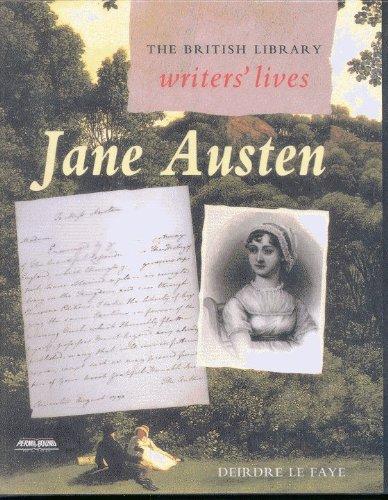 9780613954129: Jane Austen (British Library Writers' Lives)