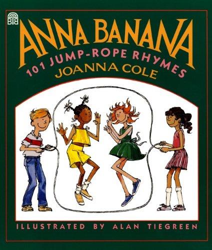 9780613956017: Anna Banana: 101 Jump Rope Rhymes