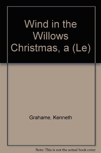 9780613957441: Wind in the Willows Christmas, a (Le)