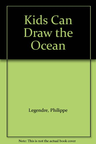 9780613965620: Kids Can Draw the Ocean