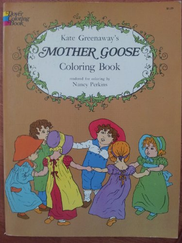 9780613976084: Mother Goose-Coloring Book - AbeBooks - Kate ...