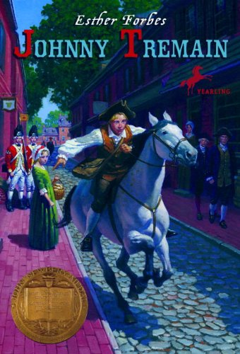 Johnny Tremain (Turtleback School & Library Binding Edition) (Yearling Newbery) (9780613983211) by Esther Forbes