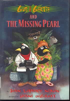 9780613984539: Gus & Gertie and the Missing Pearl (Le)