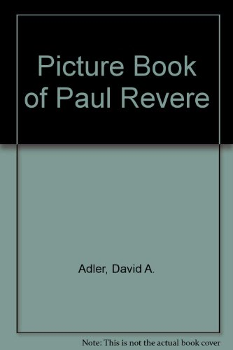 9780613987332: Picture Book of Paul Revere