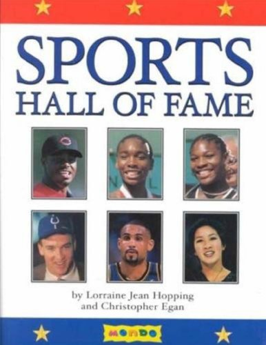 9780613989220: Sports Hall of Fame: Ken Griffey, JR., Peyton Manning, Serena Williams, Venus Williams, Grant Hill, Michelle Kwan