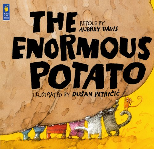 9780613990998: The Enormous Potato (Turtleback School & Library Binding Edition)