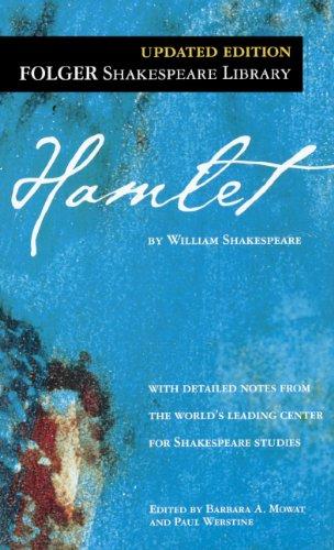 9780613998666: Hamlet (Turtleback School & Library Binding Edition) (New Folger Library Shakespeare)