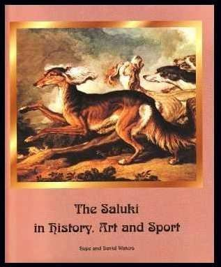 9780614045468: The Saluki in History, Art and Sport
