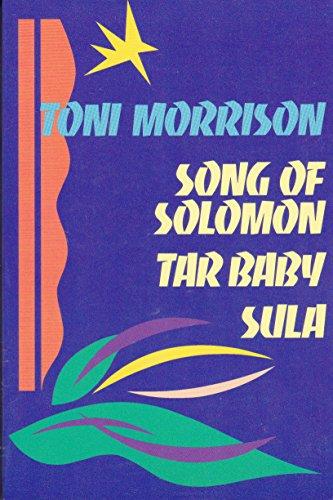 9780614068283: Song of Solomon, Tar Baby,sula
