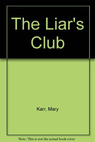 9780614125603: The Liar's Club