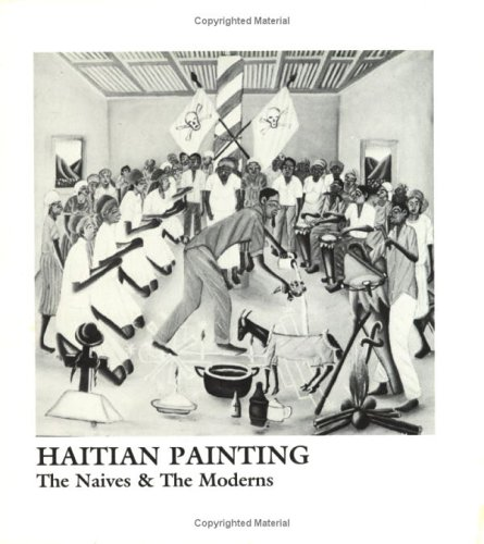 9780614130188: Haitian Painting: The Naives & the Moderns
