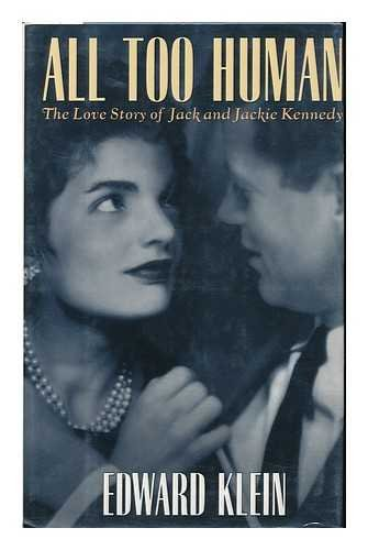 9780614182965: All Too Human: The Love Story of Jack and Jackie Kennedy
